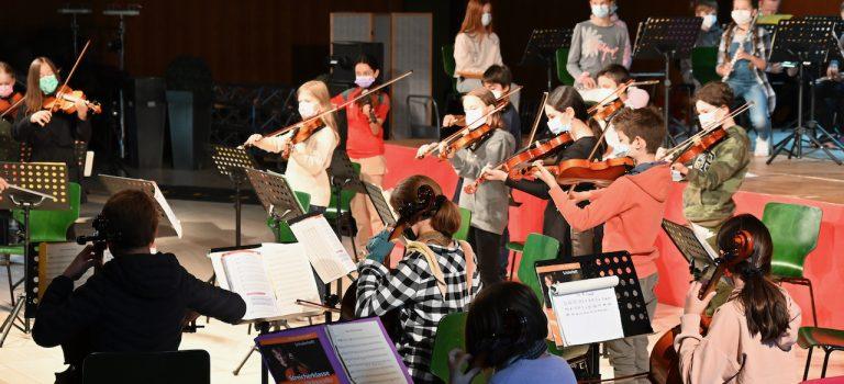 Musikkonzerte für Grundschulkinder