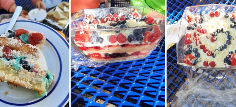 """""""Trifle Day"""" in der 6c"""